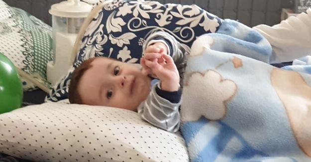 Eymen bebeğe  yardım izni  onaylandı