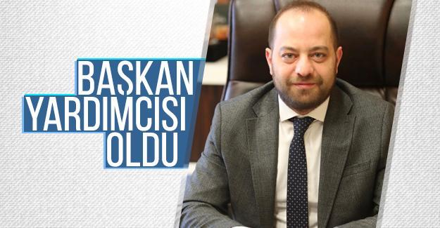 Hamit Balcı'ya yeni görev
