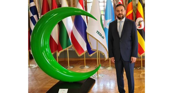 Kıcır, Yeşilay Yönetim Kuruluna seçildi