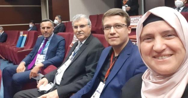 AK Parti Sakarya tam kadro toplantıya katıldı