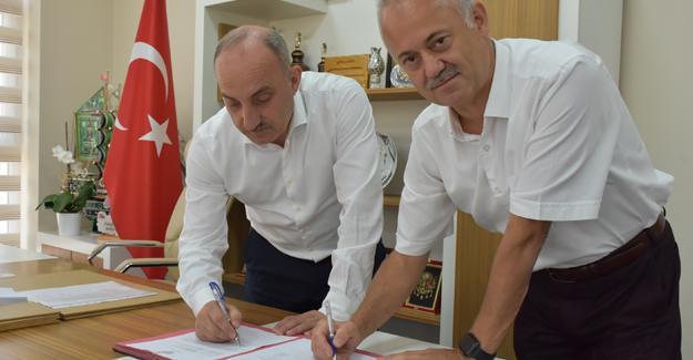 Ereneler'de diş hastanesi protokolü imzalandı