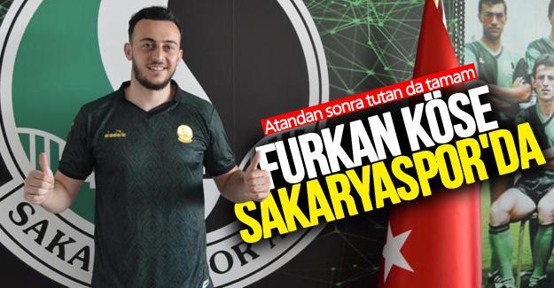 Furkan Köse Sakaryaspor'da