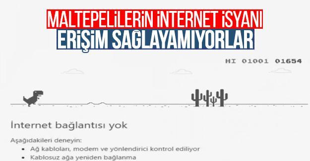 Maltepelilerin internet isyanı