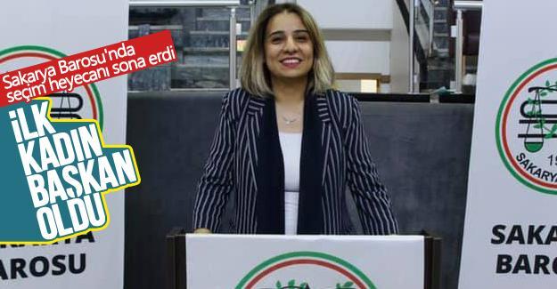 Sakarya Barosu'nda seçim heyecanı sona erdi