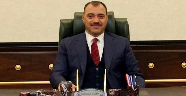 Vali Kaldırım'dan 15 Temmuz mesajı