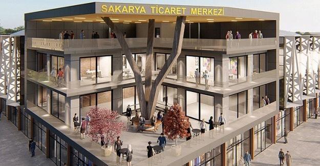 Büyükşehir, Yeni Ticaret Merkezi'ni tanıtacak