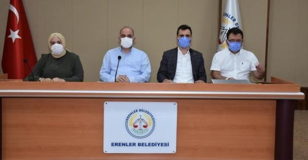 Erenler'de Ağustos ayı meclisi gerçekleşti