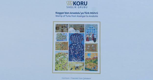 Kaşgar'dan Anadolu'ya Türk Mührü yayımlandı