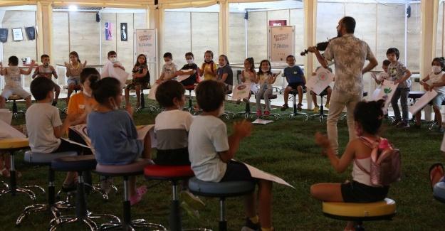 Serdivan Çocuk Bahçesi'ne yoğun ilgi