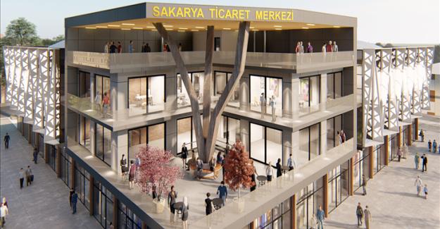 Ticaret Merkezi'nin dördüncü etap ihalesi 7 Eylül'de