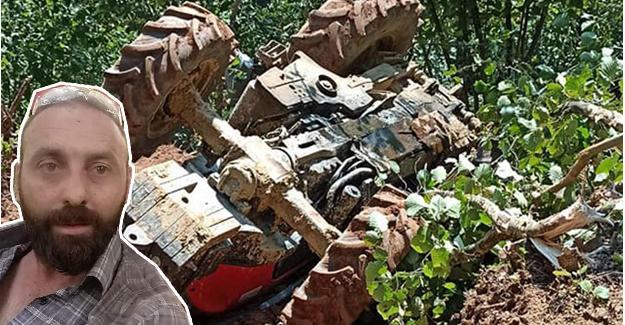 Traktörün altında kalarak ağır yaralanmıştı! Yaşam mücadalesini kaybetti