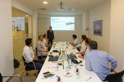 SATSO 31. Meslek Komitesi'nden Türk Telekom ile ortak toplantı