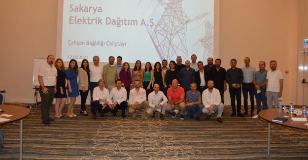 SEDAŞ'ta çalışan bağlılığı çalıştayı gerçekleştirildi