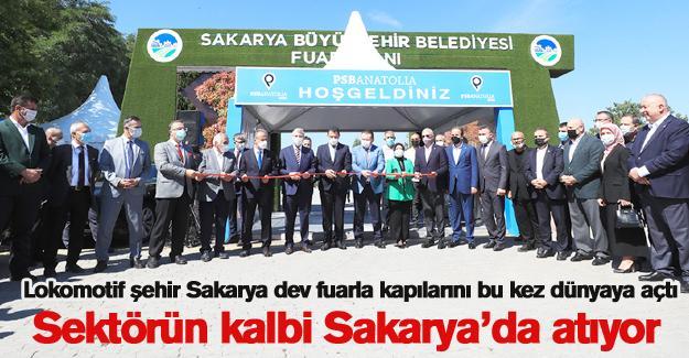 Sektörün kalbi Sakarya'da atıyor!
