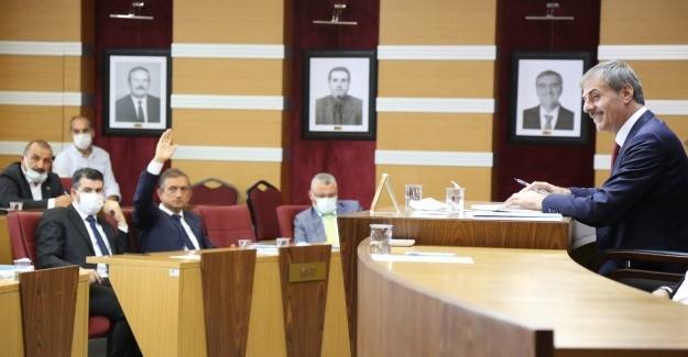 Serdivan Belediye Meclisi toplandı