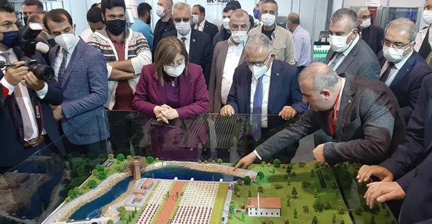Büyükşehir EXPOBEL'de yoğun ilgi gördü