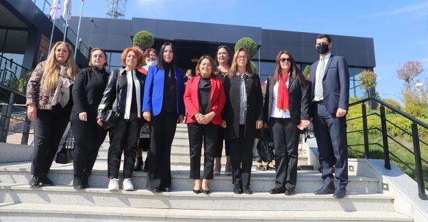 Sakarya İl KGK Doğu Marmara Bölge Toplantısı'na Katıldı