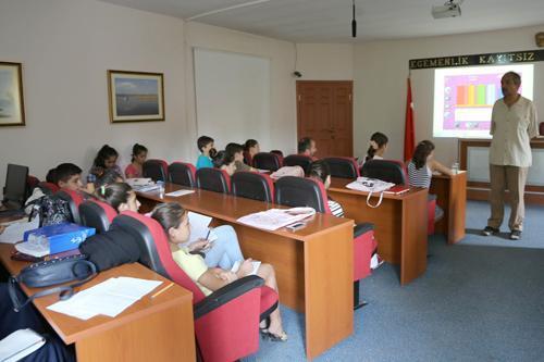 Sapanca Belediyesi'nden ücretsiz İngilizce kursu