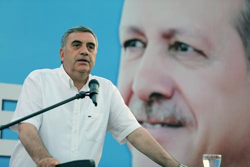 """""""Türkiye Erdoğan'ın yanında"""""""