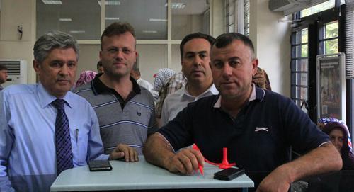 Söğütlü'den Erdoğan'a destek