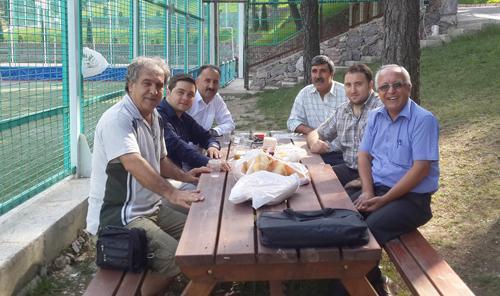 Sapanca Belediyesi 1. Olgunlar Turnuvası başlıyor