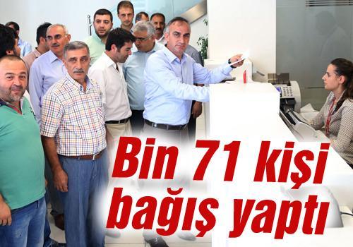 AK Parti Sapanca'dan Erdoğan'a destek