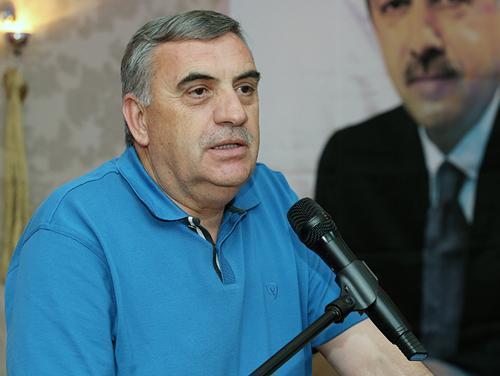 """""""AK Parti değişim ve dönüşümün adıdır"""""""