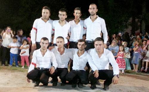 Aşırlar'ın gençleri asker yolcusu
