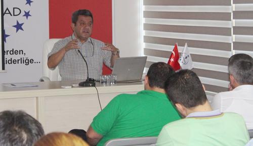 TÜMSİAD'ta enerji fırsatları konuşuldu