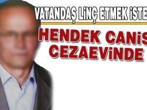 Hendek Adliyesi'nin arka kapısından kaçırıldı
