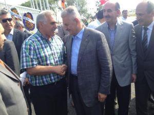 Başkan İnci Edirne'de