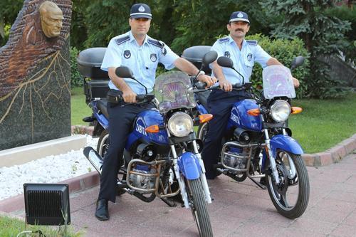 Sapanca Belediyesi motorize zabıta ekibi kuruyor