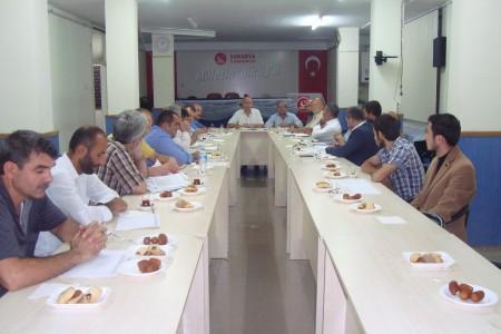 Saadet Partisi 2015 seçimlerine start veriyor