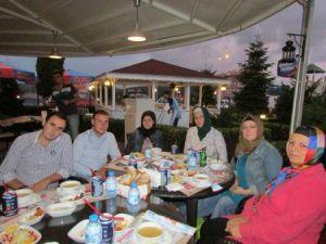 Ferizli Bem Bir Sen'den iftar daveti