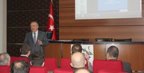 TDV yeniden yapılanma süreci Sakarya'da başladı