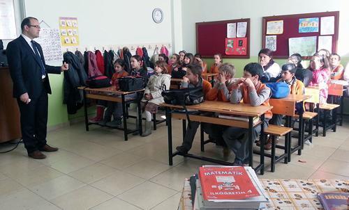 SASKİ'den miniklere tasarruf eğitimi