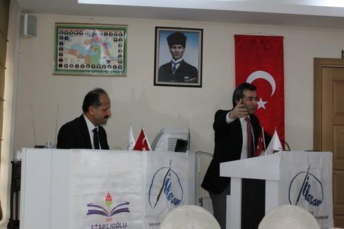 """Ahmet Çiçek """"Milli Arşiv Kanunu bir ihtiyaç"""""""