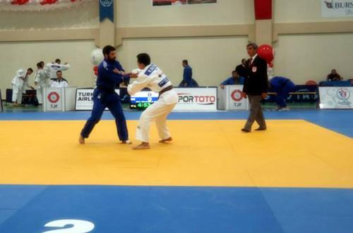 Judocular Bursa'da