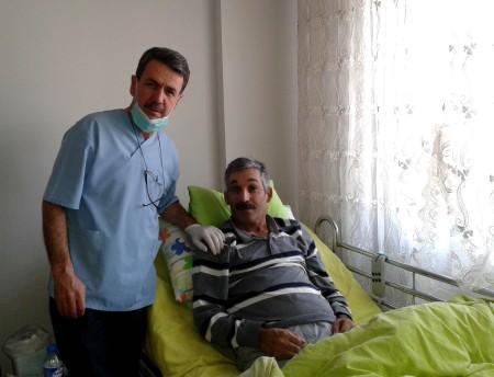 343 Hastanın dişi evinde tedavi edildi