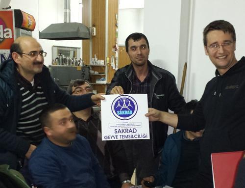 SAKRAD Hendek ve Geyve temsilciliği açıldı