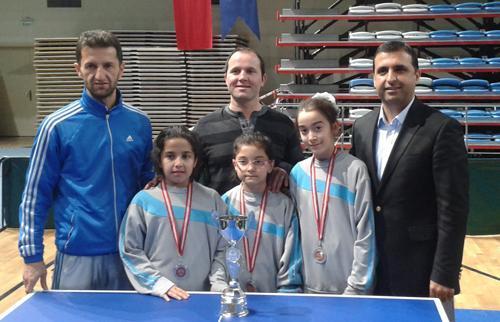 Yeni yılın ilk şampiyonları Mithatpaşa'dan