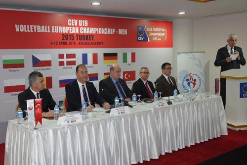 Sakarya Avrupa Şampiyonasına ev sahipliği yapacak