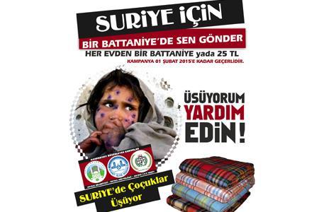 Akyazı Belediyesi'nden anlamlı kampanya