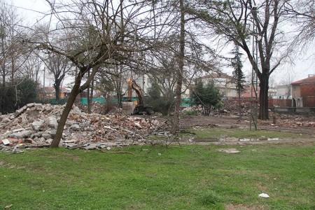 Kent Park genişliyor