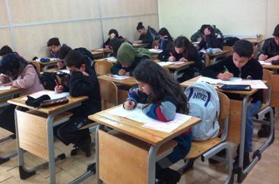 Akyazı BKE'de sınavlara hazırlıklar sürüyor