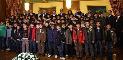 102 Ali Gaffar Ankara'da