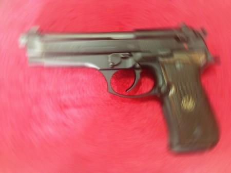 Çark Caddesi'nde el yapımı silah ele geçirildi