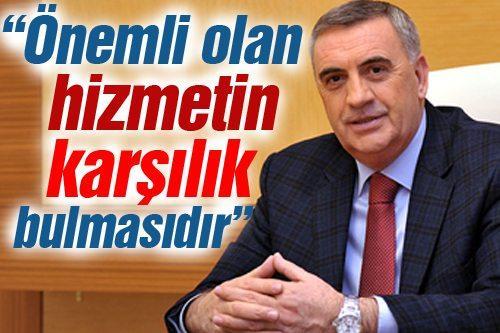 Başkan Toçoğlu Marmara Life Dergisi'ne konuştu
