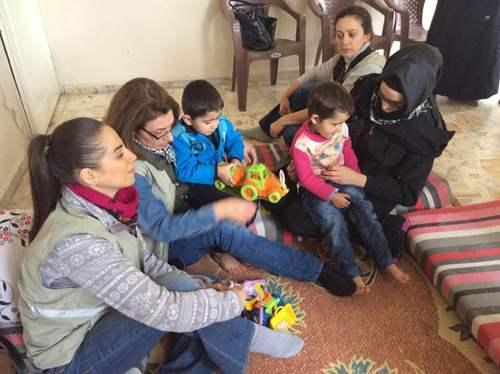 Sakarya İHH Suriye'de