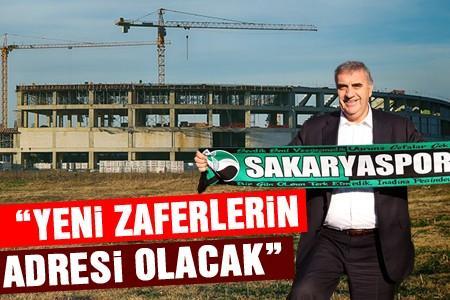 Toçoğlu Yeni Stadyum Projesi hakkında açıklamalarda bulundu